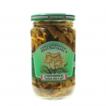 Russian Pickled Chanterelle Mushrooms. 340gm.