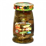 Vologodskie Ecoproduct Russian Assorted Mushrooms. 340gm.