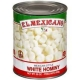 El Mexicano Mexican White Hominy. 822gm.