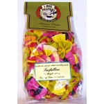 Hand-Made Farfalline Multicoloured Butterfly Artisan Pasta 250gm