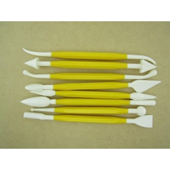8-Piece Fondant/Icing Decorating Tools.