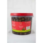 Telegraph Hill Manuka Smoked Olives. 2.2kg.