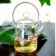 350ml Borosilicate Glass Teapot For Blooming Tea