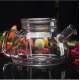 High Borosilicate Glass Flower TeaPot/Infuser 600