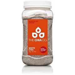 The Chia Co Chia Seed White or Black. 1kg.
