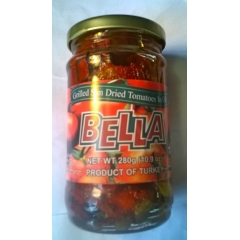 Bella Grilled Sundried Tomatoes 280gm.