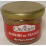 Orocbat Black Pudding Pate. 180gm.