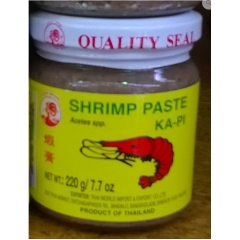 Cock Brand Shrimp Paste. 220gm.