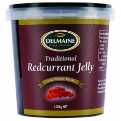 Delmaine Redcurrant Jelly. 1.25kg.