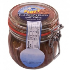 Flott Anchovy Fillets. 235gm.
