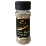 Spanish Smoked Fossil Salt Flakes 50gm