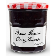 French Bonne Maman Cherry Conserve. 370gm.