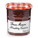 French Bonne Maman Strawberry Conserve. 370gm.