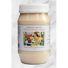 Frenchmaid Horseradish Sauce. 1lt.