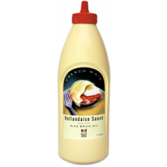 French Maid Hollandaise Sauce 1lt