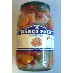 Greek Giardinera Pickled Vegetables. 1.95kg.