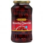 Golden Sun Pitted Sour Morello Cherries. 700gm.