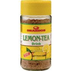 Grandos Lemon Tea. 200gm.