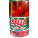Bella Tomato Paste. 4.5kg tin.