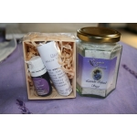 Herbal Visionz NZ Culinary Lavender Oil. 10ml.