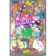 Kandos Mini Chocolates 8gm x 333pcs