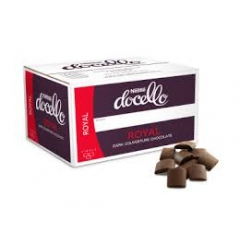 Nestle Docello Royal Dark Couverture Chocolate. 5kg.