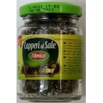 Salted Capers. 75gm.