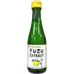 Japanese Shirakiku Yuzu Extract. 200ml.