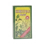Koro Tea. Uva Plus. Bearberry Tea. 20pce.