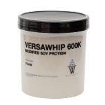 Versawhip Modified Soy Protein 600K 454gm.