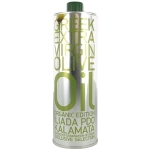 Greek Iliada Exclusive Selection Organic Extra Virgin Olive Oil. 500ml.