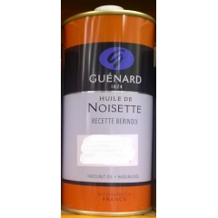 French Huile Hazelnut Oil. 500ml.