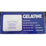 Gelatine Leaves. 1kg.