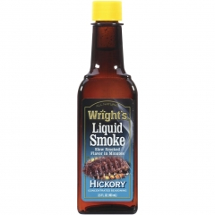 Wright's® Liquid Hickory Smoke. 103ml.