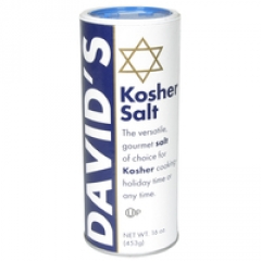 David's Kosher Salt. 453gm.