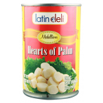 Latin Deli Hearts Of Palm ( Palmitos ). 400gm.