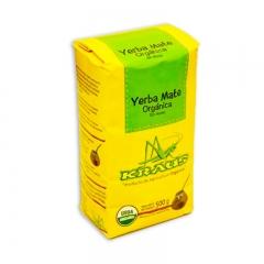 Kraus Yerba Mate Organic - Sin Humo. 500gm.