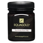 Equagold PURE Vanilla Paste. 250gm.