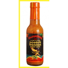Walkerswood Scotch Bonnet Pepper Sauce. 150ml.