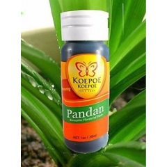 Koepoe Pandan or Durian Flavor Paste. 30ml.