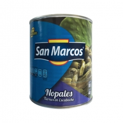 Nopalitos - Nopales - Cactus Leaves Strips 800gm.