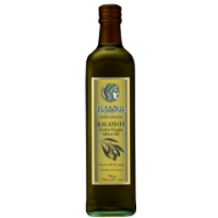 Iliado Greek Kalamata Extra Virgin Olive Oil. 750ml.