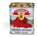 Chiquilin Spanish Paprika. Mild or Smoked. 75gm,