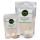 Karika Mangu New Zealand Gourmet Smoked Garlic Himalayan Salt. 150gm.