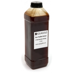 Equagold Pure Vanilla Extract. 1 or 2 fold 1lt.